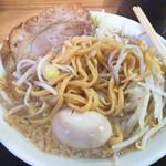 麺屋 とん嬉 - 麺とスープの登場