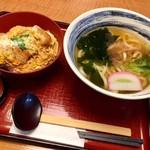 79526737 - かつ丼定食950円