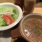 ビッグジョー - サラダ・キャベツスープ 2017.12.10