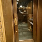 ROQUEFORT CAFE - 入り口