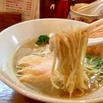 黄昏タンデム - 麺は普通のやつ