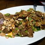 79530081 - 牛モツピリ辛(冷菜)