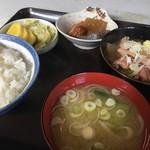 梅の木茶屋 - 料理写真: