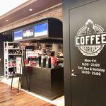 GORILLA COFFEE - コンパクトな店舗