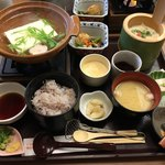 嵯峨とうふ 稲 -