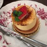 キーフェル - イチゴのタルトシブースト