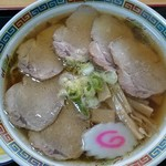 まつや - 料理写真:チャーシューメン  780円