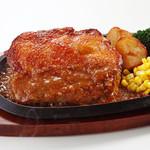 フライングガーデン - 若鶏のうまいうまい焼き