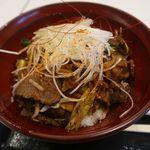 Kakunoshin - 熟スタミナ丼
