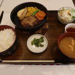 Kakunoshin - 金格ハンバーグ定食