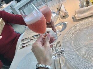 モード ディ ポンテベッキオ - 苺のカクテル    あま〜い香りと酸味のバランスがいい❤️