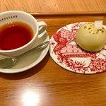79535338 - ピスターシュと紅茶