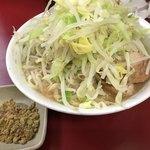 ラーメン二郎 - 料理写真:【2018.1.11】小ラーメン¥700+和っカレー¥100
