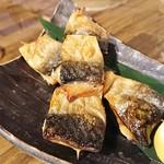 とろさば料理専門店 SABAR - さば串焼き