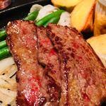Jackson Farm & Grill - お子様ランチのお肉でいいくらい。