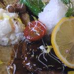 飯屋こふく - 和風ハンバーグ