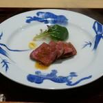 料理屋そうびき - 昼会席 佐賀牛のカイノミ