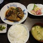たまり茶屋し喜 - 1泊目の夕食~ボリューム満点!