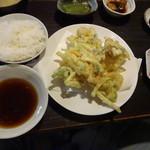 たまり茶屋し喜 - 2日目の夕食!