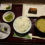 たまり茶屋し喜 - 2日目朝食