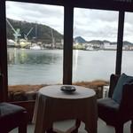 魚信旅館 - 尾道水道を望む