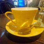 トラットリア ピアノ・ピアーノ - コーヒー