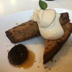 CAFE STRADA - いちじくのパウンドケーキ