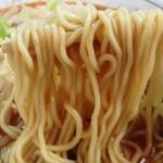 ラーメンショップやっこ - 麺リフト