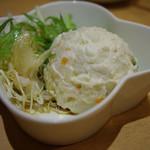 まこちゃん - ポテトサラダ