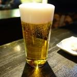 丸忠かまぼこ店 - (2017/12月)生ビール