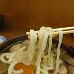 手打麺THE・うどん 大 - うどんUP_2018-01-10
