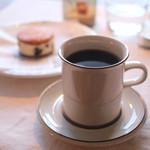 時計のない喫茶店 - ブレンドコーヒー