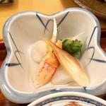 竹葉亭 - 酢の物