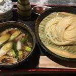 手打ちうどん 讃岐つけ麺 - 料理写真:今日の夜ごはん