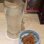 四谷 政吉 - そば焼酎の蕎麦湯割