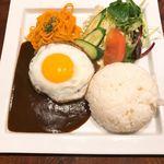 星乃珈琲店 - ハンバーグ!