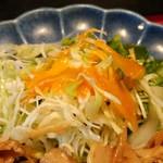 和風レストラン 魚勝 - サラダアップ