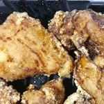 からあげ&弁当 トリとん - 淡白で良質な胸肉の唐揚げ【料理】