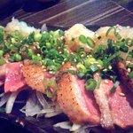 酒魂 蔵人 - 料理写真:炙り鴨