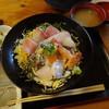 ひととき - 料理写真:とれたて鮮魚 上海鮮丼