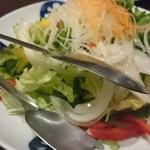 Torikku - 野菜だけ10品目