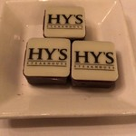 Hy's STEAKHOUSE - HY'S