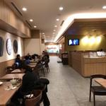 和カフェテリア Dining 24 羽田食堂 - 店内の様子