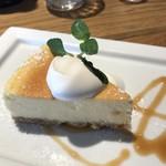 LATTE GRAPHIC - ★★★★ チーズケーキ 美味しー!
