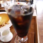 カインズ カフェ - アイスコーヒー