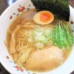 ら~めん 寺子屋 麺倶楽部 - らーめん