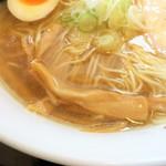 ら~めん 寺子屋 麺倶楽部 - メンマ