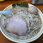 ホープ軒本舗 - 中華そば+味玉+もやし