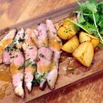 ビストロde麺酒場 燿 - 低温調理のやわらか~いお肉料理なども!日替わりでいろいろ登場!