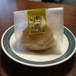 虎屋本舗   - 虎秀 抹茶味 130円